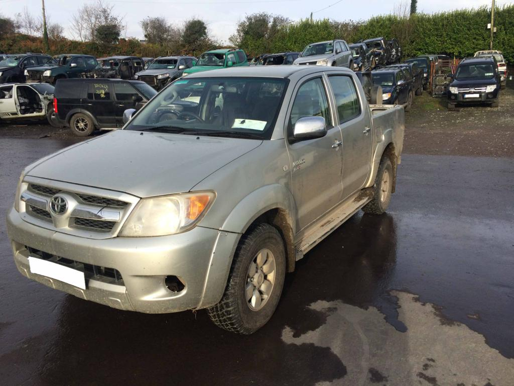 05 hilux gold a