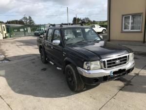 ford ranger black 1