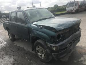 toyota hilux green 3